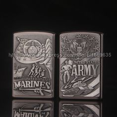 Find More Lighters Information about New United States Army/Marines Metal Smooth Kerosene Oil Cigarette Cigar Windproof Classical Vintage Lighter Refillable,High Quality vintage dollar,China cigarett Suppliers, Cheap cigarette lighter vintage from Riky_mall on Aliexpress.com