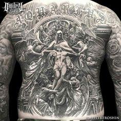 tatoo espalda