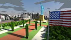 MW3 – Battle of New York Minecraft World Save