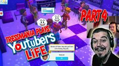 Lets Play: YouTubers Life✔ - # Part 4