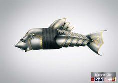 Cuki Aluminum foil: Armours Cefalus