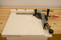 Shooting board construction #smallwoodcrafts
