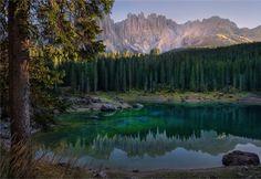 Lago di Carezza,Val d'Ega,Trentino Alto Adige  ©Ph. Alexander Kitsenko