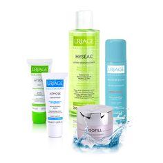 Cosmetice pentru pielea cea mai sensibilă Celebrul brand Uriage tratează pacienții cu boli de piele de aproape două secole.