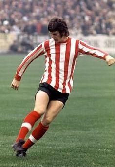 Mike Channon Southampton 1970 Southampton Football, Southampton Fc, Soccer World, My Youth, 1970s, Legends, Saints, Clock, Memories