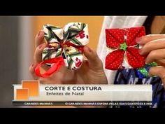 Ideias de Natal – Costura com Riera Alta   Cantinho do Video Costura em Roupas