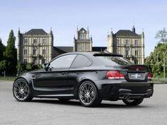 Hartge mete mano al BMW Serie 1 M Coupé