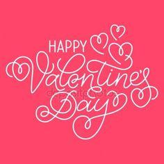 Download - Greeting card design Happy Valentine's Day — Stock Illustration #96350640