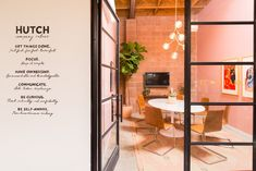 A Tour of Hutch's Cool New Los Angeles Headquarters - Officelovin'