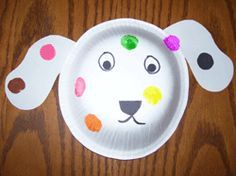 activities to go with the book, Dog's Colorful Day