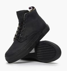 caliroots.com Odyssey Nubuck All Black Eytys ONAB-allblack Triple black in nubuck! 182000