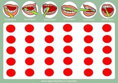 tandenpoets instructiekaart - gratisbeloningskaart.nl