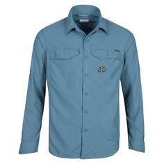 Columbia® Men's Silver Ridge Long Sleeve Shirt
