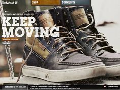 Timberland Brand Archetypes adccd6f509