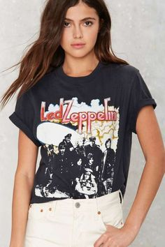 Veintage Led Zeppelin '86 Tour Tee - Vintage