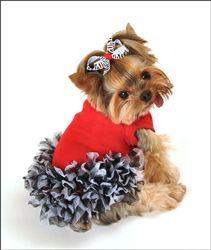 Maddie Dog Tutu Dress