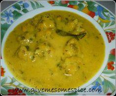 Rasiya Muthias with methi (Fenugreek Dumplings in creamy soup)   Authentic Vegetarian Recipes   Traditional Indian Food   Step-by-Step Recip...