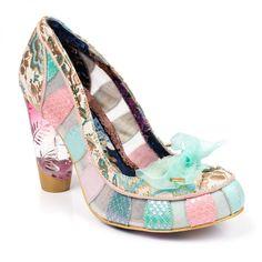 Well heeled (pastels, pink, mint, etc.) - Irregular Choice - SS17