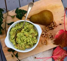Avocado Birnen Aufstrich