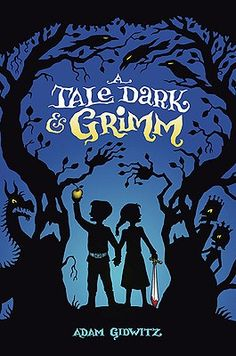 "New tellings of classic fairy tales..""A tale dark and grimm"" had me laughing out loud. A good book for adults and for older children (I think it's the perfect book for a third grader...)"