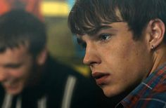 Nico Mirallegro as Finn in My Mad Fat Diary