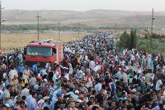 Drame de la réforme territoriale: des milliers de réfugiés lorrains fuient l'Alsace