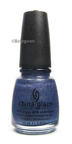 China Glaze - High Def