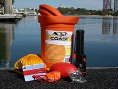 A kit to keep onboard. #boatingsafetykit