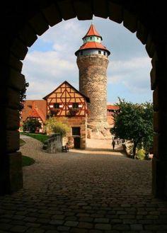 Nürnberg-Castle