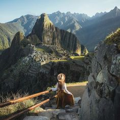 The Magic Of Machu Picchu…✨🌿 Hidden deep in the Andes Mountains and just beyond the Urubamba River Valley lies the ancient ruins of… Machu Picchu Travel, Landscape Photography, Travel Photography, Photography Tips, Titicaca, Destinations, Le Shop, Andes Mountains, Cusco Peru