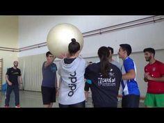 Kin ball 00397 Juegos Motores #Juegosmotores #inef #ccafd #ugr #educacionfisica #physicaleducation @Fac_Deporte_UGR @UGRdivulga