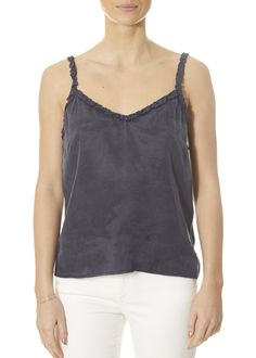 'Honey' Camisole Sleeveless Top | Jessimara London