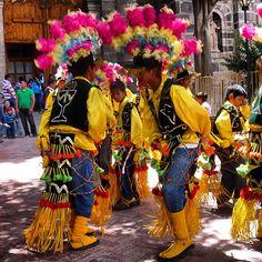 """Matachines en Real de Catorce"". San Luis Potosí. Mexico"