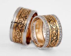 Обручальные кольца арт. 59081