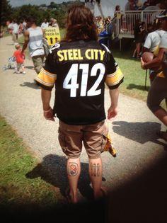 A Pittsburgh man through and through.