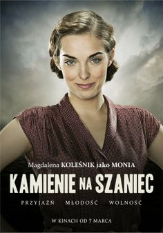 High resolution official theatrical movie poster ( of for Stones for the Rampart [aka Kamienie na szaniec]. Image dimensions: 1223 x Great Movies, Cinema, Hollywood, Kawaii, Movie Posters, Image, Marcel, 1940s, Stones