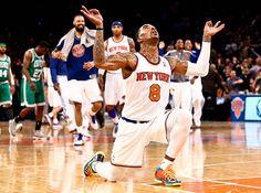Kicks On Court JR Smith