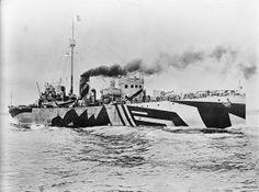 BRITISH SHIPS FIRST WORLD WAR (SP 5)