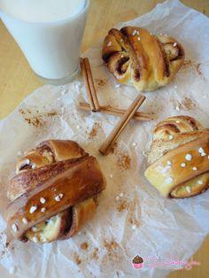 Skandináv fahéjas csiga - Kifőztük, online gasztromagazin Doughnut, French Toast, Breakfast, Ethnic Recipes, Desserts, Food, Kitchen, Morning Coffee, Tailgate Desserts