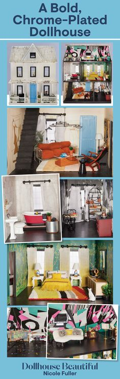 10 Best Dollhouse Design Ideas Images In 2020 Dollhouse Design Design Doll House