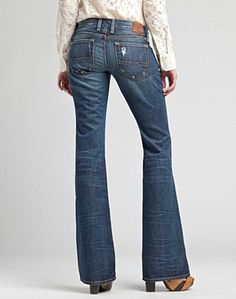 my favorite lucky brand low rise jeans.