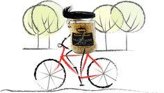 """E' primavera! Tempo di passeggiate, picnic, giri in bicicletta! Conoscete Polline? È un grande sportivo, dinamico, ama stare all'aria aperta e fare attività fisica. È un compagno ideale in questo periodo in cui, a volte, manca la carica … Vi saprà sempre dare lo """"sprint"""" giusto, specie se seguirete i suoi consigli! #StoriediMielizia"""