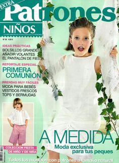 PATRONES revistas 30 niños. por patronescostura en Etsy