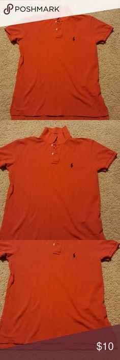 Ralph lauren Ladies Top Red sz Small In great condition Ralph Lauren Tops Tees - Short Sleeve