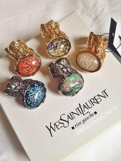 Barneys, Bergdorf's, Bloomies, & Bendel's!: Fashion Rings #Jewellery #rings #Jewelry