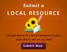 Enter your zip code at this site and it will share local resources, plants for your area, etc.