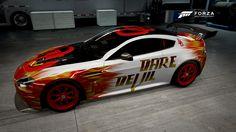 #DareDevil #Marvel #Logo  #ForzamotorSport6 #XboxOne My #Design