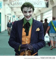 Ridiculously Photogenic Joker