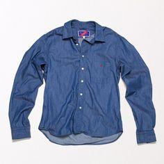 Chambray Work Shirt