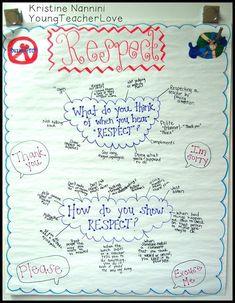 Building Community Through Respect Anchor Charts, Lesson Ideas, and Freebies! - This blog post is a great way to build classroom community, friendship, and kindness in your upper elementary classroom. You'll get book recommendations, an anchor chart idea, and a FREE printable download to help your students be more kind. Try these out with your 3rd, 4th, 5th ,or 6th grade students today. (third, fourth, fifth, sixth graders) #BuildingCommunity #UpperElementary